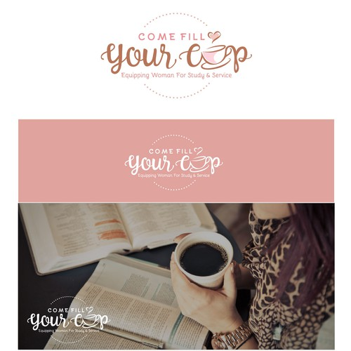 Logo for Come Fill Your Cup