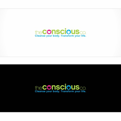 Create the next logo for The Conscious Co. / Conscious Cleanse