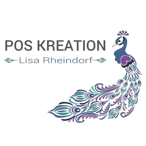 Logo mit Pfau