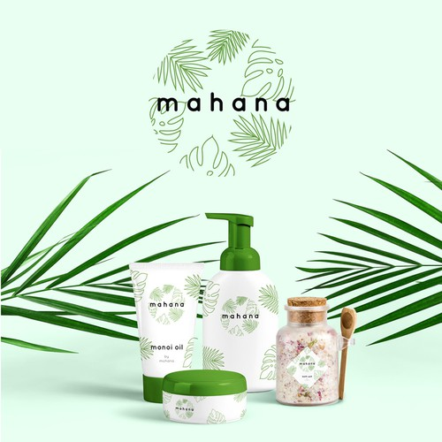 Tropical theme for mahana