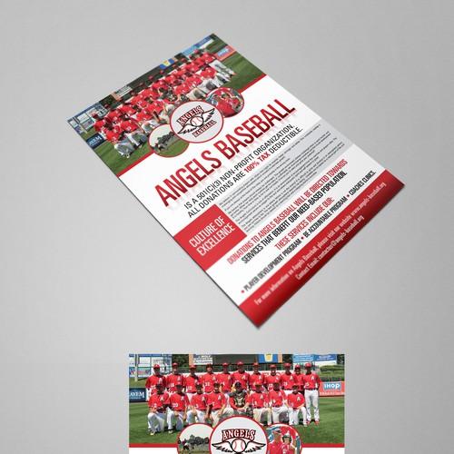 Angels Baseball_Flyer