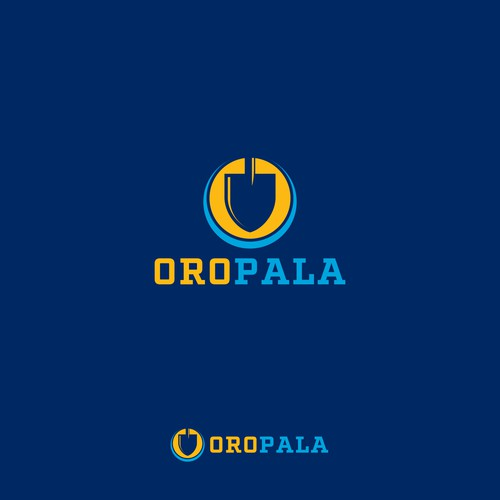 Logo Design for Oropala Services