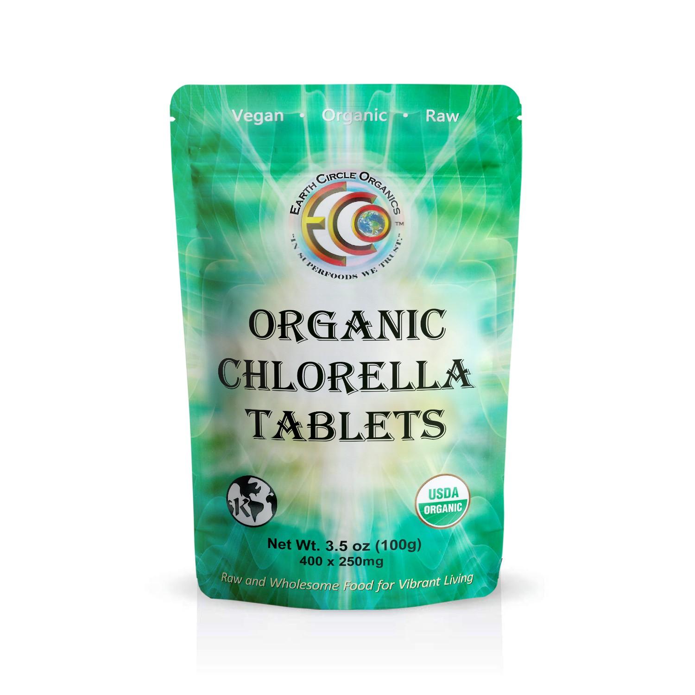 Earth Circle Organics Design