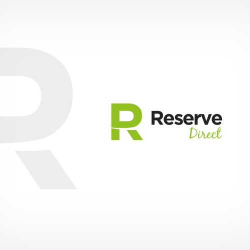 Looking for a dynamic, modern logo for ReserveDirect