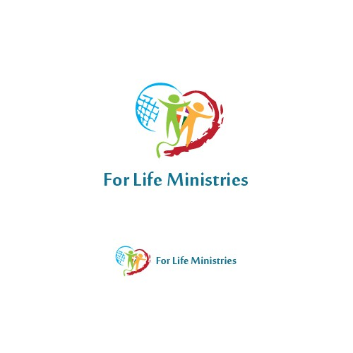 Help For Life Ministries with a new logo
