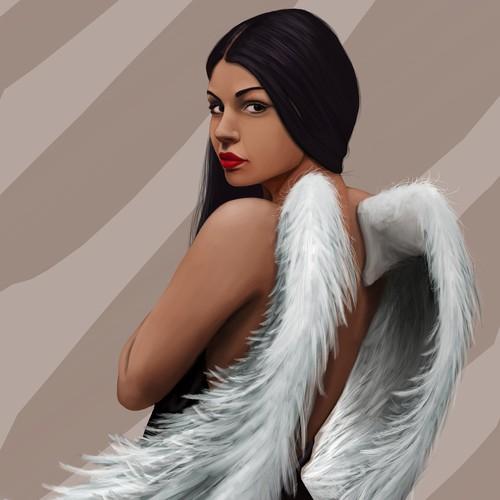 Winged Woman of Ragisan