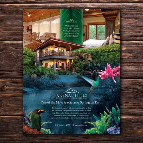 Magazine Full Page Ad