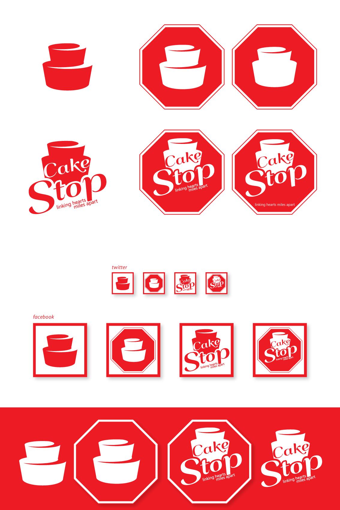 Cake Stop needs a new logo