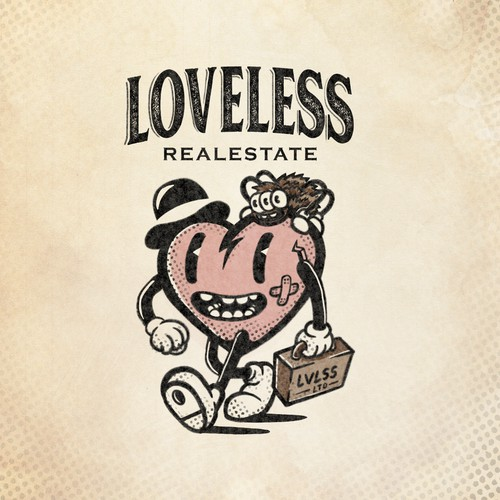 Loveless logo design