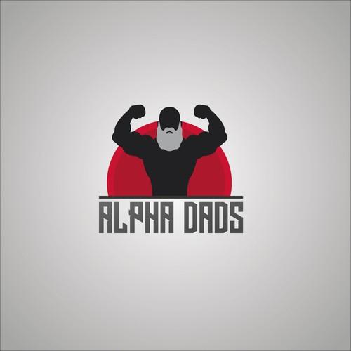 Logo for men's fitness brand age 35-50