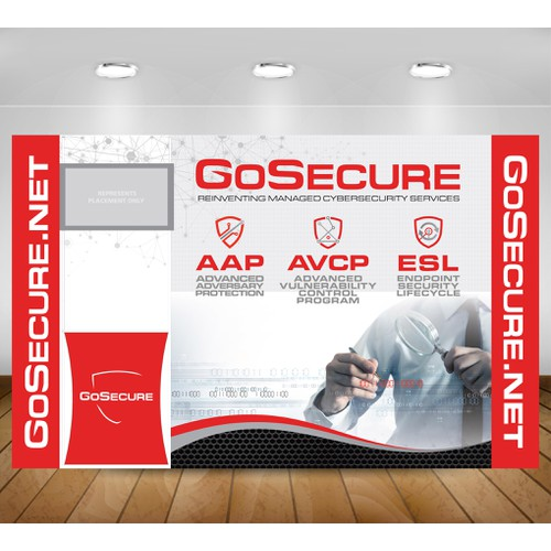 GoSecure RSA Booth 2017