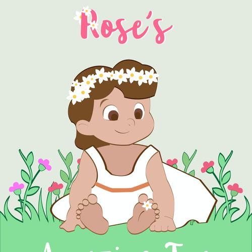 Amelia Rose's illustration