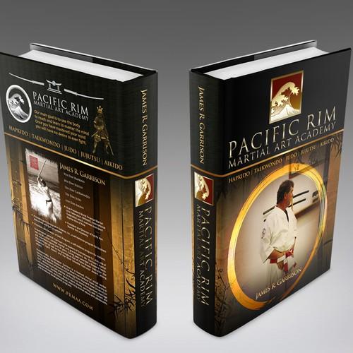 Book Cover for a martial art legends!