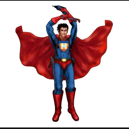 Design a Superhero for our business!