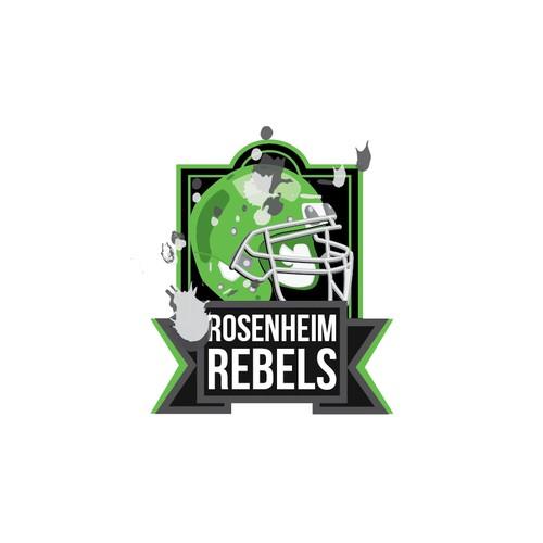 Logo for Football team