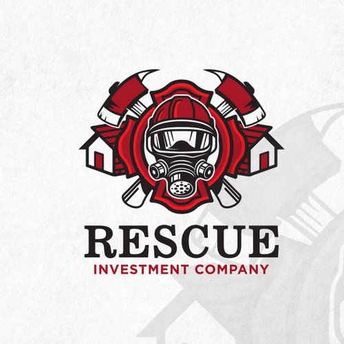 FIREFIGHTER owned real estate business