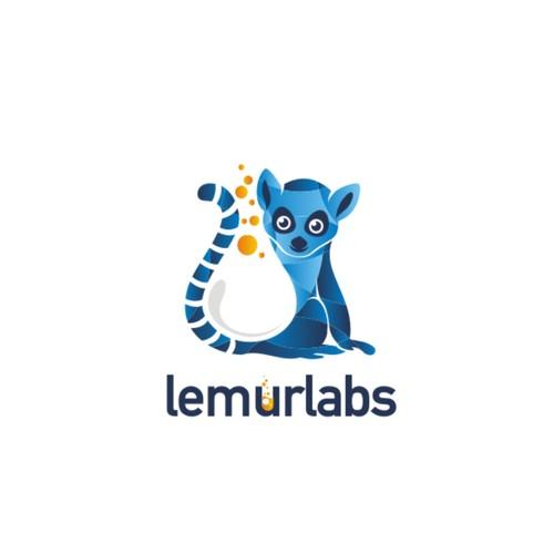 lemurlabs Logo for LEMUR LABS TEAM