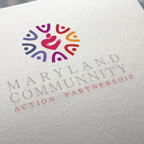 Logo concept Maryland