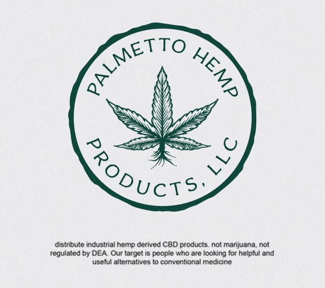 new hemp based cbd product distributor needs logo
