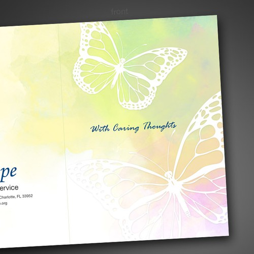 Help Hope Hospice with a new card or invitation