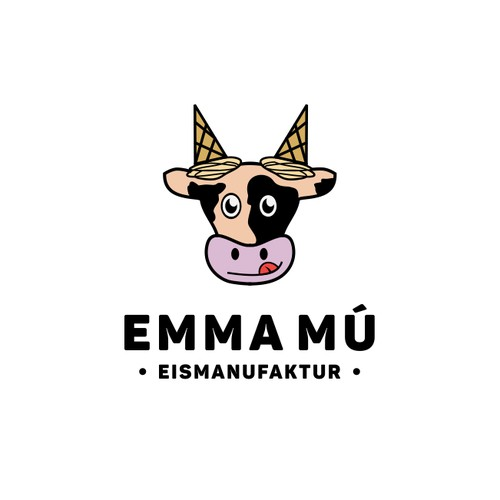 Logo design for Emma Mu