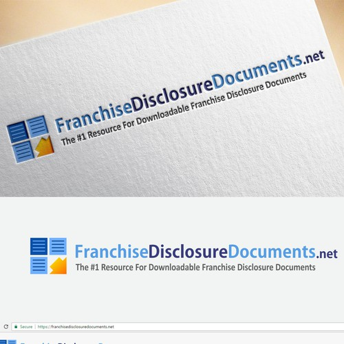 "Logo for ""FranchiseDisclosureDocuments.net"""