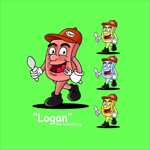 logan the lunchtray