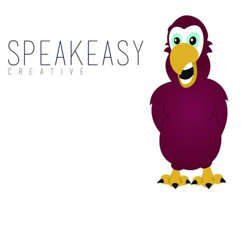 Speakeasy Mascot Creation
