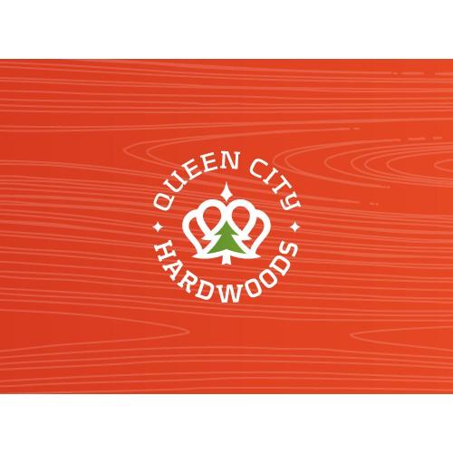 Queen City Hardwoods needs a new logo