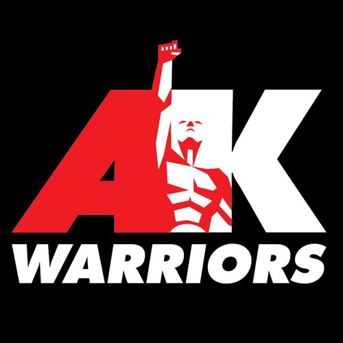 MMA gym logo concept