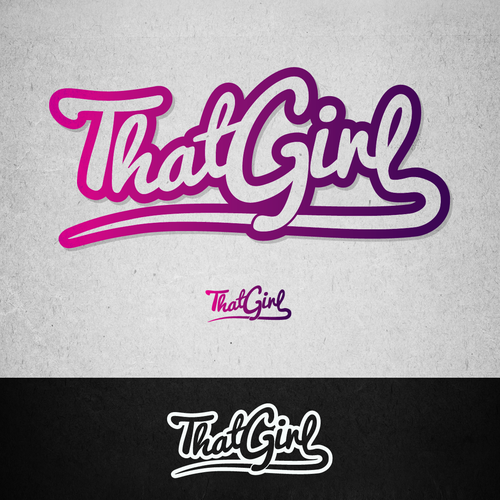 Logo for Female DJ / 99designs Staff Member