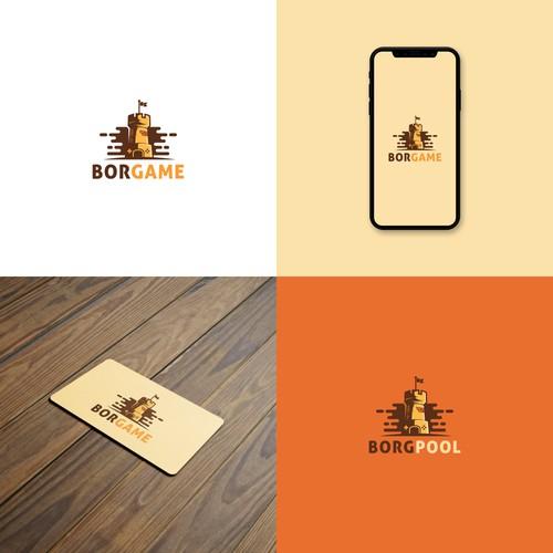 Borgame logo concept