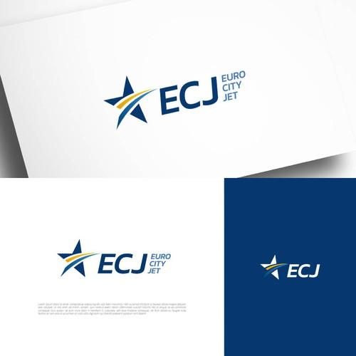 ECJ Star Logo