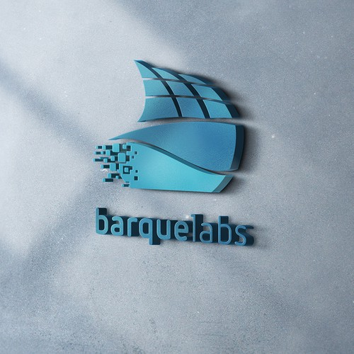 Logo Design for Baque Labs