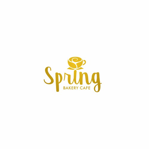 LOGO BAKERY CAFE