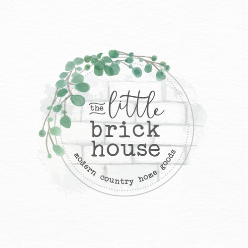The little brick house