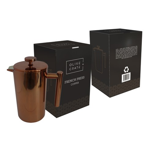 French Press Packaging