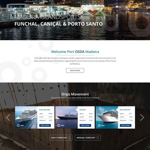 website design: www.portosdamadeira.com