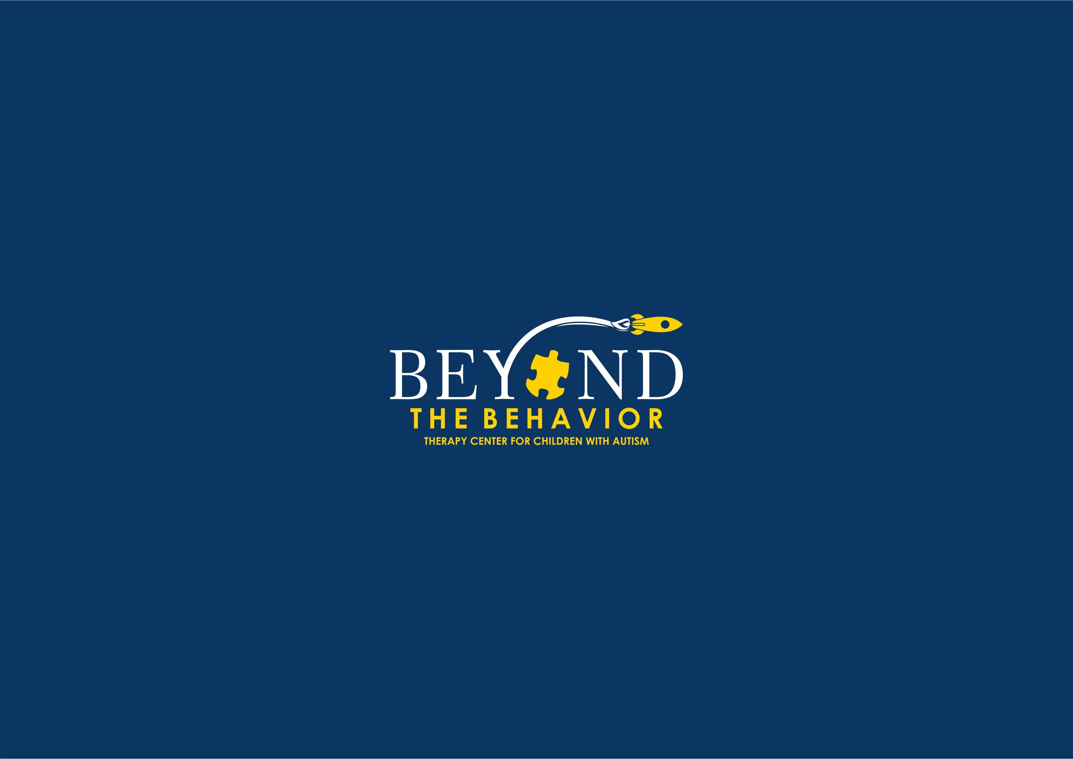 Create an original logo for Beyond the Behavior
