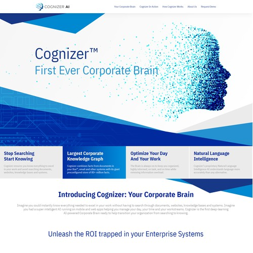 Cognizer - corporate brain