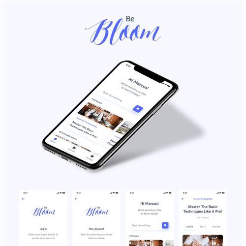 Be Bloom Learning Platform