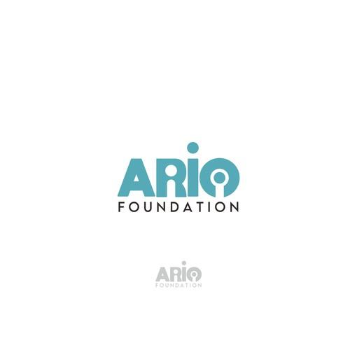 LOGO CONCEPT FOR ARIO FOUNDATION