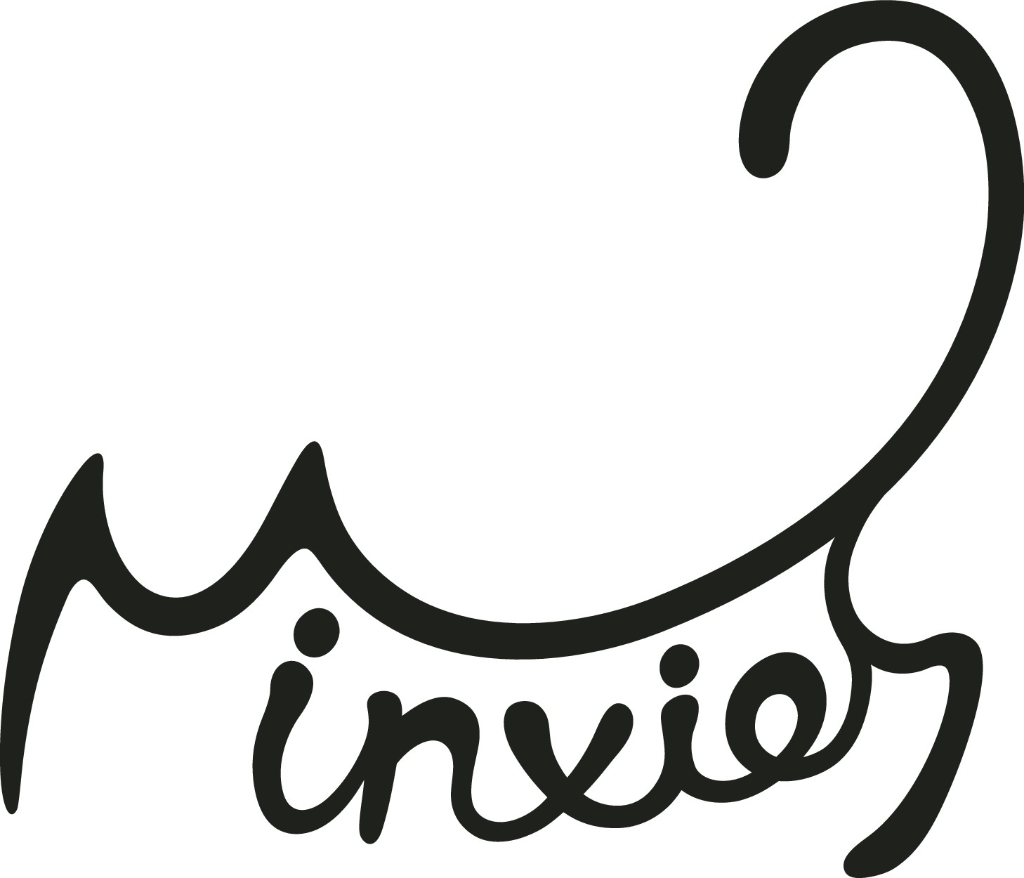 Finish/improve script logo