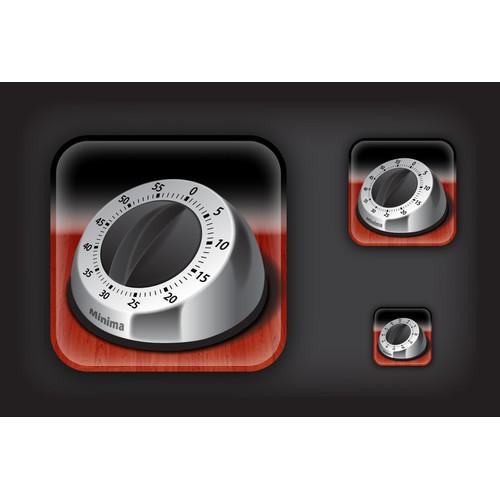 Universal iOS app icon