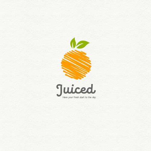 Logo for juice conpany