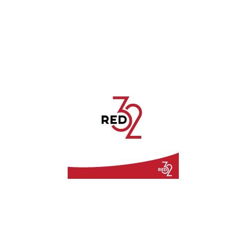 Red 32 Logo