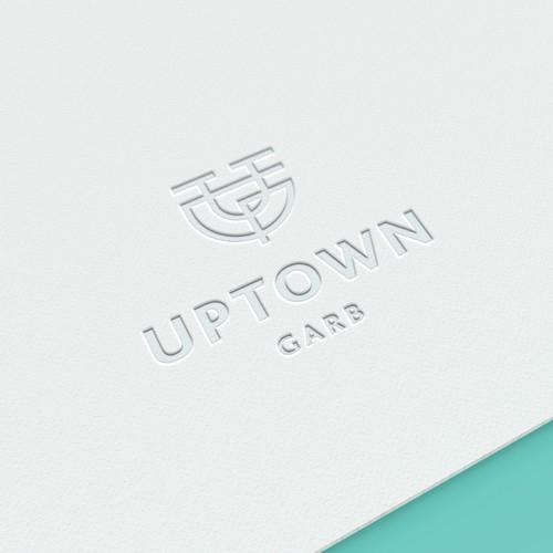 Logo proposal for Uptown Garb