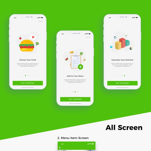Nutrition Food Apps