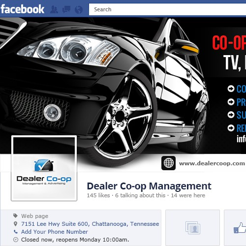 DCM Facebook cover