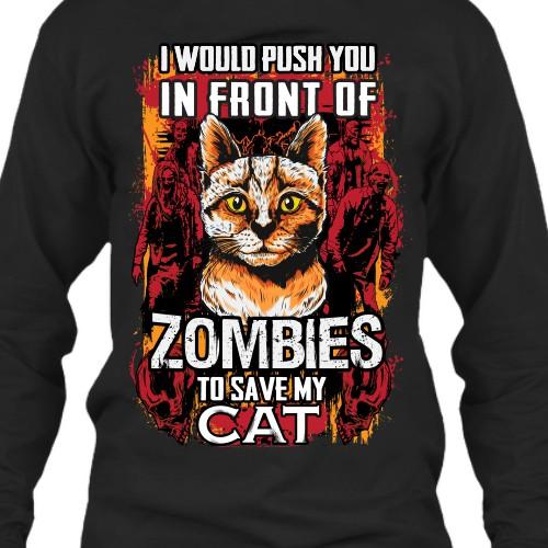 Shirt Design and Mug for Halloween